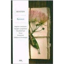 Romanzi - Jane Austen | Libro | Itacalibri