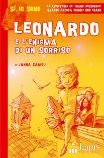 Leonardo e l'enigma di un sorriso - Janna Carioli | Libro | Itacalibri
