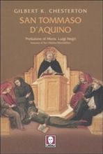 San Tommaso d'Aquino - Gilbert Keith Chesterton | Libro | Itacalibri