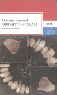 Operette morali - Giacomo Leopardi | Libro | Itacalibri