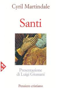 Santi - Cyril Martindale | Libro | Itacalibri
