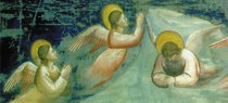 Biglietto natalizio. Giotto - Natività: (biglietto comprensivo di busta). Giotto | Biglietti | Itacalibri