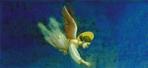 Biglietto natalizio. Giotto - Sogno di Gioacchino: (biglietto comprensivo di busta). Giotto | Biglietti | Itacalibri