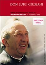Don Luigi Giussani - DVD Sistema NTSC: Diretta dei funerali - Duomo di Milano 24 febbraio 2005. AA.VV. | DVD | Itacalibri
