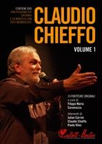 Claudio Chieffo - Libro + DVD - Vol. 1   Libro   Itacalibri