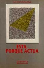Está, porque actúa - Luigi Giussani | Libro | Itacalibri