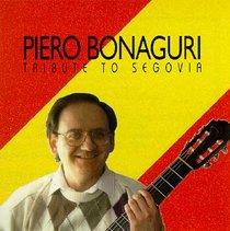 Tribute to Segovia Cd - Piero Bonaguri | CD | Itacalibri