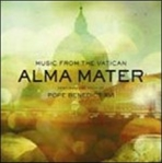 Alma mater: Music from the Vatican. With the voice of Pope Benedict XVI | CD | Itacalibri