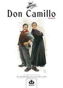 Don Camillo a fumetti. Vol 1: Il capobanda piovuto dal cielo. Giovannino Guareschi | Libro | Itacalibri