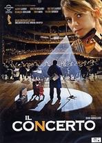 Il concerto - DVD - Radu Mihaileanu | DVD | Itacalibri