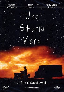 Una Storia Vera - DVD - David Lynch | DVD | Itacalibri