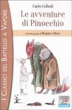 Le avventure di Pinocchio - Carlo Collodi   Libro   Itacalibri