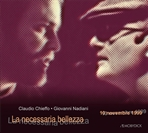 La necessaria bellezza - libro + CD - Claudio Chieffo, Giovanni Nadiani | CD | Itacalibri