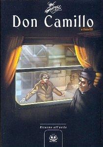 Don Camillo a fumetti. Vol. 2: Ritorno all'ovile. Giovannino Guareschi | Libro | Itacalibri