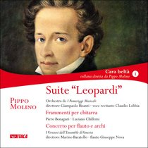 "Suite ""Leopardi"" - CD - Pippo Molino 