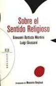 Sobre el Sentido Religioso - Giovanni B. Montini, Luigi Giussani | Libro | Itacalibri