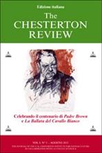 The Chesterton review - N. 1: Celebrando il centenario di Padre Brown e La Ballata del cavallo bianco. AA.VV. | Libro | Itacalibri