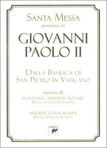 Santa Messa presieduta da Giovanni Paolo II - DVD: Dalla Basilica di San Pietro in Vaticano. Giovanni Paolo II, Karol Wojtyla | DVD | Itacalibri