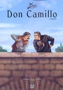 Don Camillo a fumetti vol. 4: Sciopero generale. Giovannino Guareschi | Libro | Itacalibri