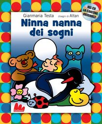 Ninna nanna dei sogni. Con CD audio - Gianmaria Testa | Libro | Itacalibri