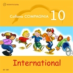 Compagnia 10 - CD: International. AA.VV. | CD | Itacalibri