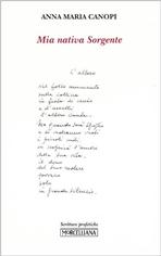 Mia nativa sorgente - Anna Maria Cànopi | Libro | Itacalibri
