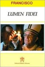Lumen fidei - Papa Francesco (Jorge Mario Bergoglio) | Libro | Itacalibri